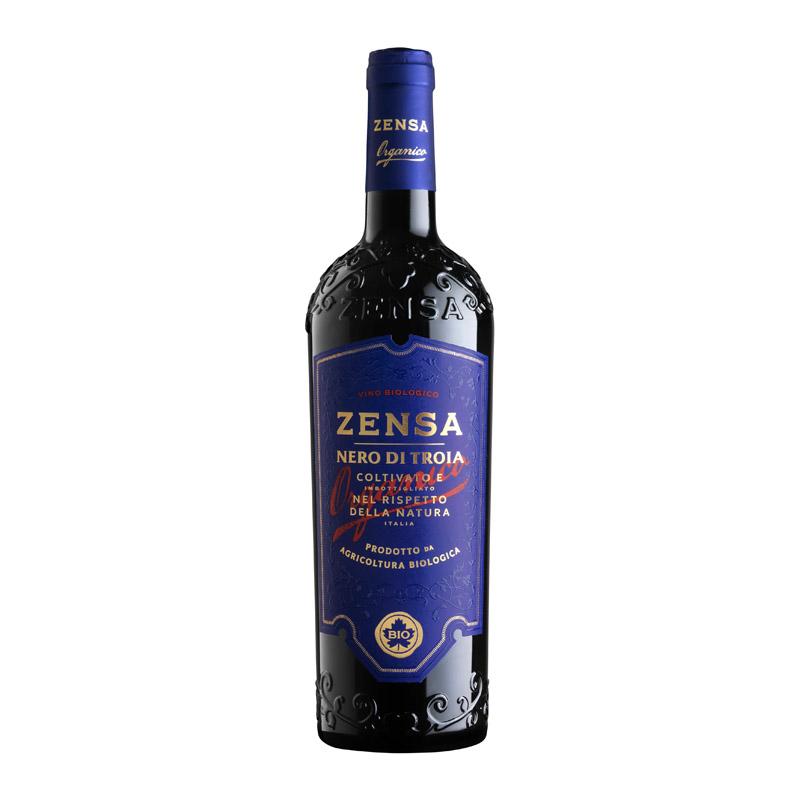 Zensa Nero di Troia Puglia Organic